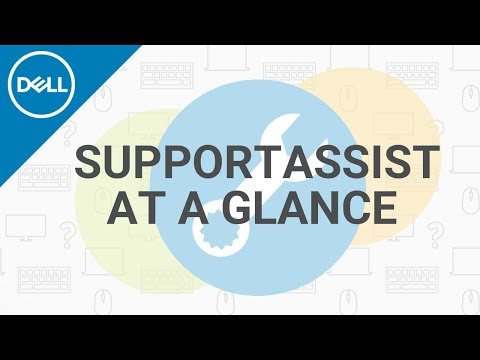 How To Use Dell SupportAssist (Official Dell Tech Support)