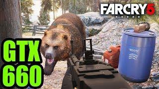 Far Cry 5 - GTX 660 OC | 1080p Optimal Settings  | FRAME-RATE TEST