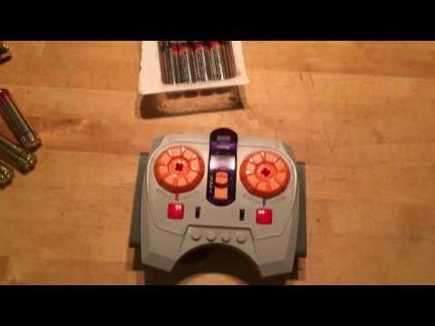 LEGO City Cargo Train Remote Fix