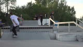 Ste-Marthe-sur-le-Lac | Stop 06 | Tournée Technical Skateboards 2014
