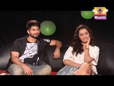 Shahid Kapoor & Shraddha Kapoor | Haider | See Taare Mastiii Mein (Episode 23)
