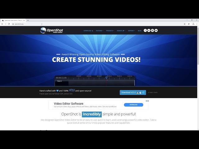 Tech Tip: Open Shot Video Editor