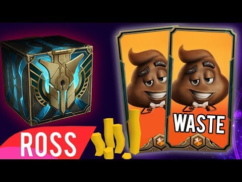 The UNLUCKIEST Hextech Chest Unboxing In League Of Legends History (RITO Pls) thumbnail