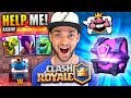 HELP - I'M ADDICTED TO THIS GAME! - Clash Royale #1