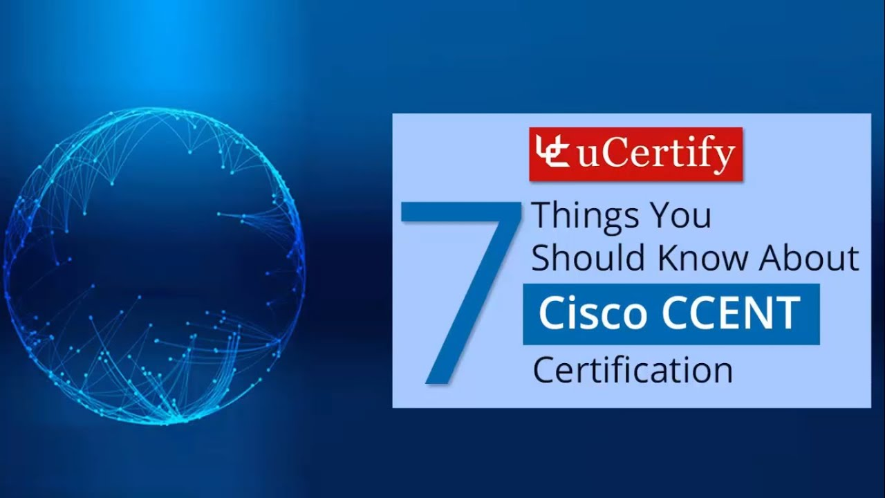 Ccent Certification Youtube
