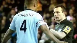 Adam Johnson Goal vs Manchester City; Sunderland vs Manchester City