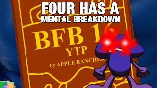 BFB 16 YTP - Four Has a Mental Breakdown