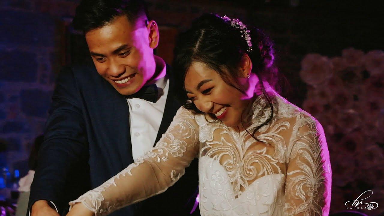 Duyen & Tray's wedding Video, Auckland weddings film makers , couple wedding dance .