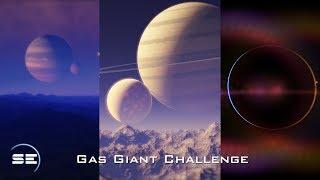 SpaceEngine 0.980: Gas Giant's Challenge