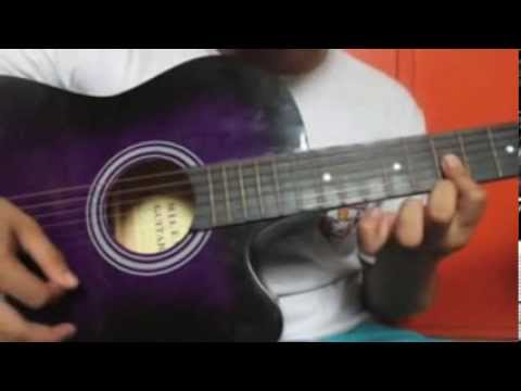 How To Play Moves Like Jagger Maroon 5 On Guitar Tutorial Youtube