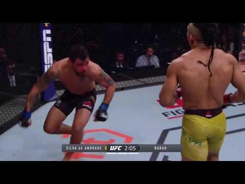 UFC Fight Night 164: Хайлайты / UFC Sao Paulo - Highlights
