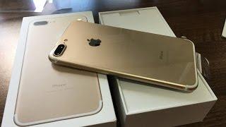 Unboxing: Iphone 7 plus lacrado - Português Br