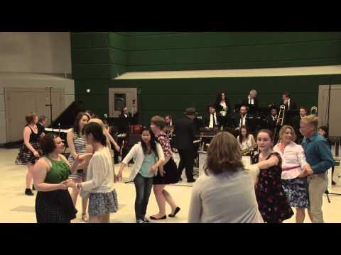 Jazz Orchestra III [Swing Dance] | 4.17.2015