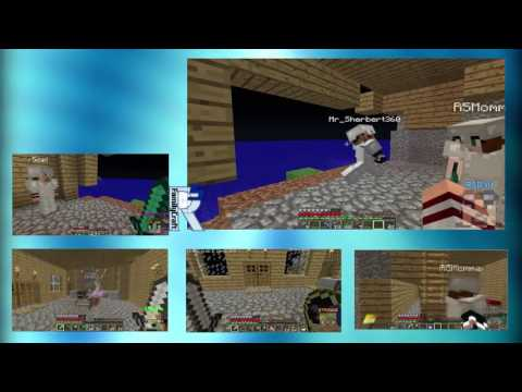 R5FamilyCraft - Failed Jokes and Failed Raids - LiveStreamReplay June 29, 2016