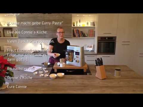 Curry-Paste Rezept | Kenwood Cooking Chef Gourmet - YouTube