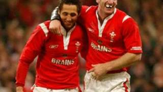 Welshmen Born And Bred - New Song For All Welsh Sport