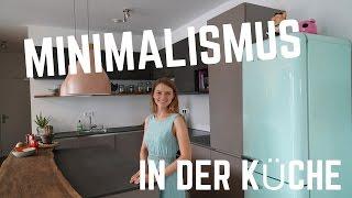 Küche aufräumen und Ordnung schaffen ❘ Minimalismus ❘ Lilies Diary
