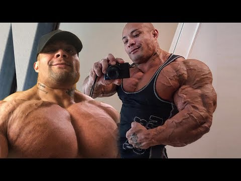 THE FREAKIEST BODYBUILDER NOT COMPETING AT THE OLYMPIA!!!