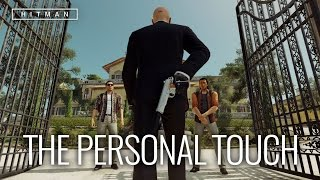HITMAN™ Professional Difficulty - The Personal Touch (Silent Assassin Suit Only, Fiberwire)