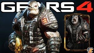 "Gears of War 4 - ""Vold RAAM"" Character Multiplayer Gameplay! (RISE OF RAAM DLC)"