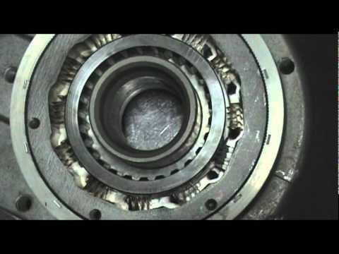 Part 11 727 One Way Clutch Sprag Assembly  YouTube