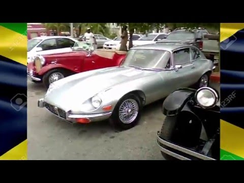 CLASSIC CAR SHOW HERE IN JAMAICA 10/04/2016 MANDEVILLE MANCHESTER