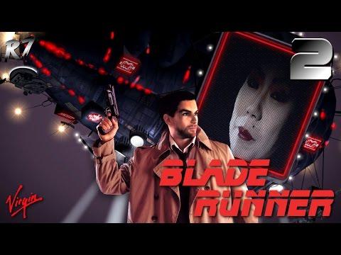 Blade Runner | PC | Longplay | Part 2 | HD 720p 60FPS