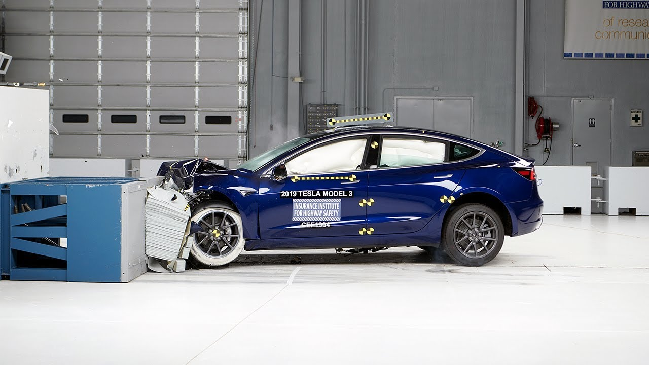 Tesla 3 Test