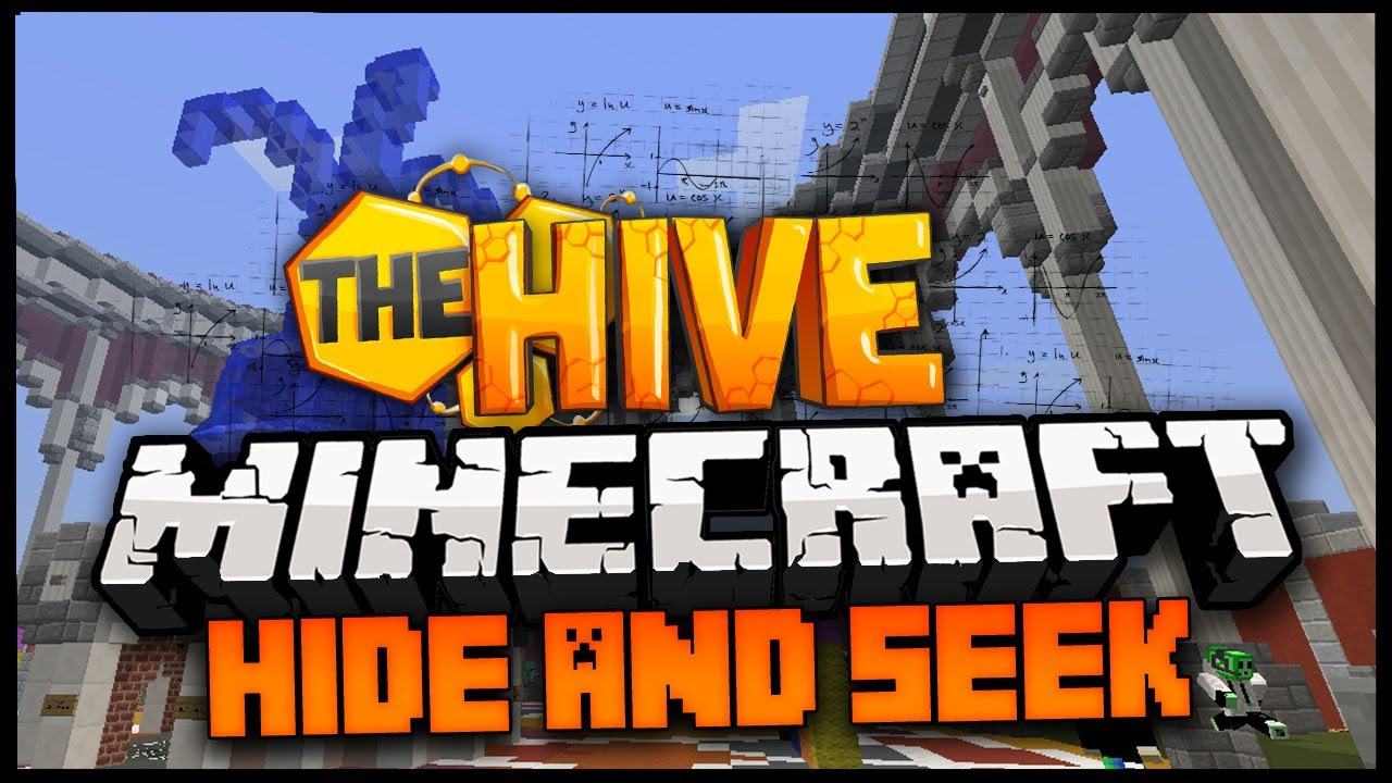 The Hive Minecraft Hide And Seek