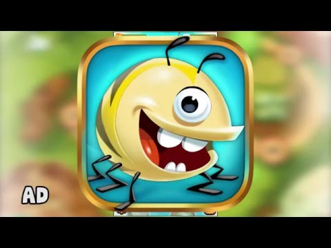 Best Fiends - iOS and Android Mobile Game - Bugs V Slugs