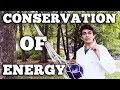 PHYSICS: CONSERVATION OF ENERGY ( ENERGY TRANSFORMATION ) [ AboodyTV ]