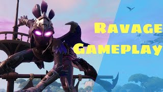 Ravage Skin Gameplay - 25 Eliminations - Fortnite | DSDK Gaming