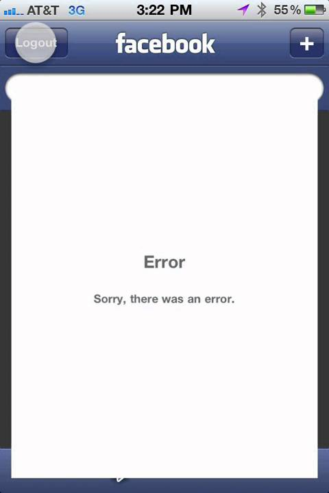 Serious connectivity issues over 3G on the iOS app.