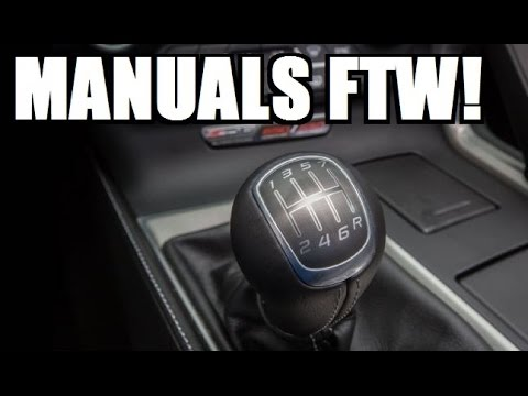 5 reasons why you should drive a manual  youtube
