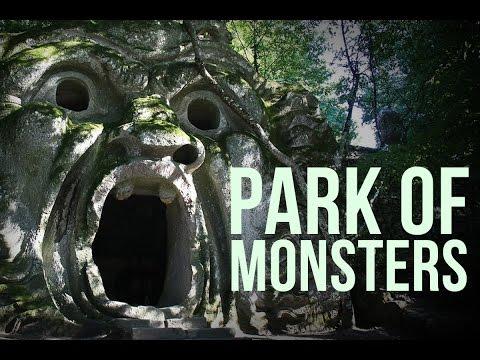 Park of Monsters   100 Wonders   Atlas Obscura