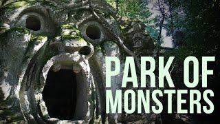Park of Monsters | 100 Wonders | Atlas Obscura