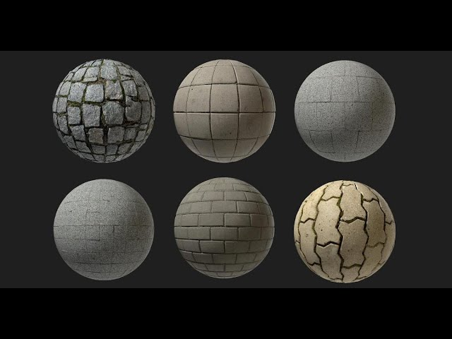 Easy way to organize, apply and reuse PBR textures on Blender (4-minute tutorial)