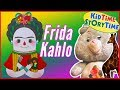 Frida Kahlo (Little People, Big Dreams series) | Nonfiction books for kids read aloud