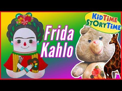 Frida Kahlo (Little People, Big Dreams series) READ ALOUD!
