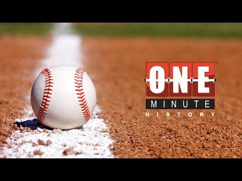 Baseball - Origins Of Sports - One Minute History