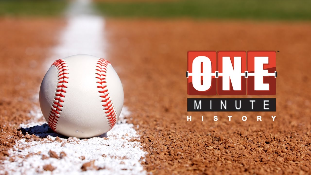 Baseball - Origins of Sports - One Minute History