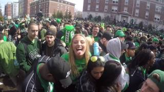 LAURIER EZRA ST.PADDY'S DAY PARTY 2017 Top 10 Video