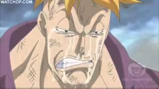 One Piece Episode 489  the war end
