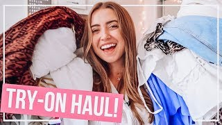 BIG OLE SUMMER TRY ON HAUL! ft. Express, Nordstrom, Target & Princess Polly