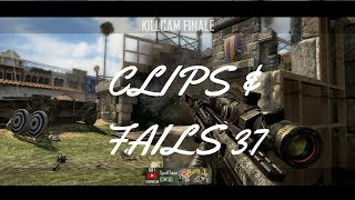 CLEAN WALLBANG ON STUDIO ! QUAD X3 ON GHOST !  - Clips & Fails #37 - Its SpoRTan @aKaSPRTN