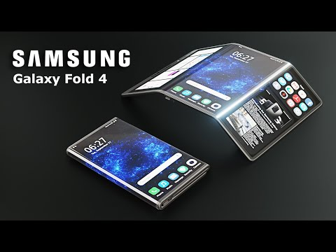 The New Samsung Galaxy Fold 3 Concept