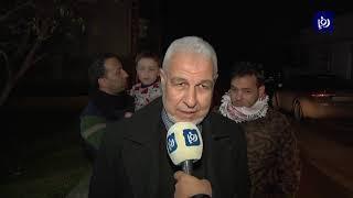 دير السعنة في اربد تغرق بظلام دامس لأكثر من شهر - (17/1/2020)