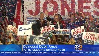 Democrat Doug Jones Pulls Off Major Upset In Alabama