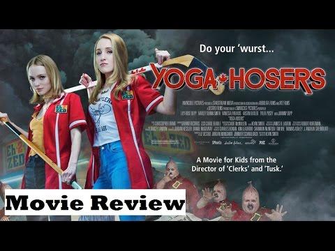 Yoga Hosers (2016) Movie Review