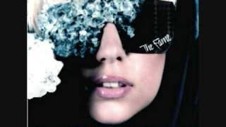The space cowboy remix of poker face by lady gaga.